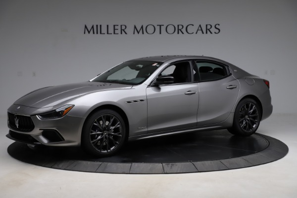 New 2021 Maserati Ghibli S Q4 GranSport for sale $98,125 at McLaren Greenwich in Greenwich CT 06830 2