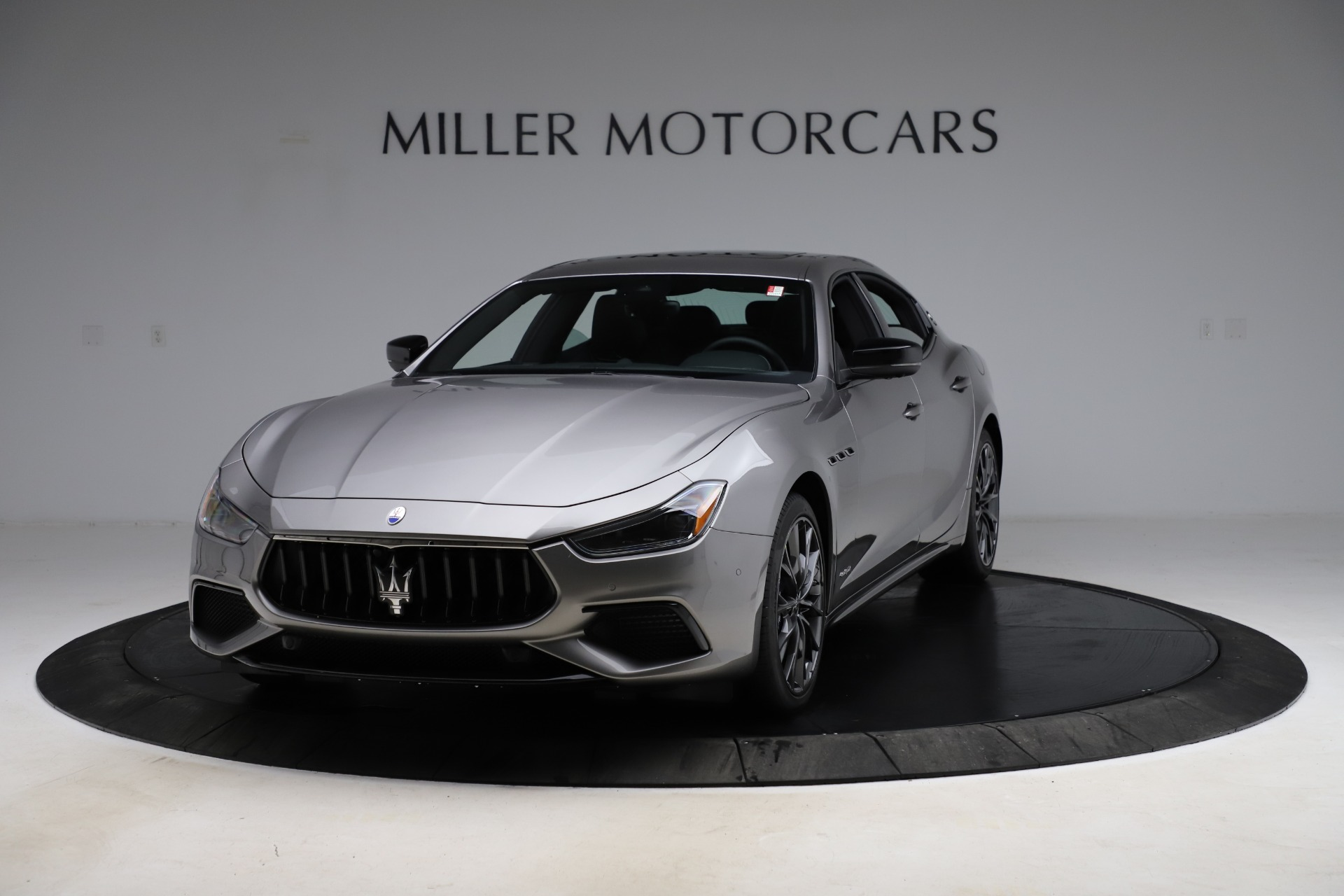 New 2021 Maserati Ghibli S Q4 GranSport for sale $98,125 at McLaren Greenwich in Greenwich CT 06830 1