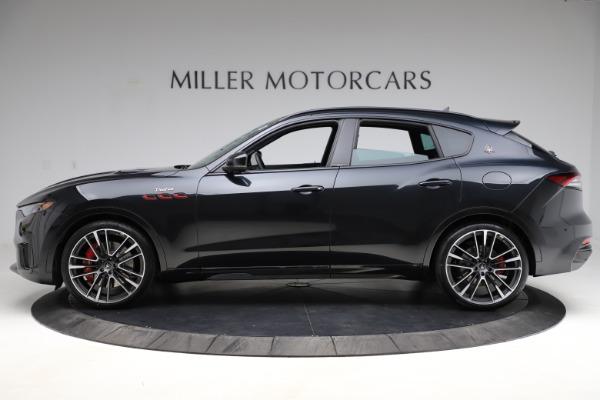 New 2021 Maserati Levante Trofeo for sale $155,035 at McLaren Greenwich in Greenwich CT 06830 3
