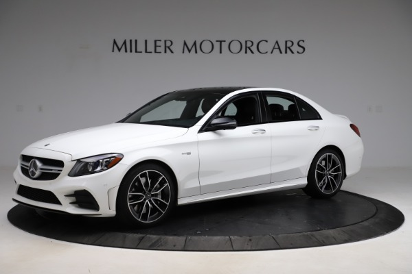 Used 2019 Mercedes-Benz C-Class AMG C 43 for sale $52,990 at McLaren Greenwich in Greenwich CT 06830 2