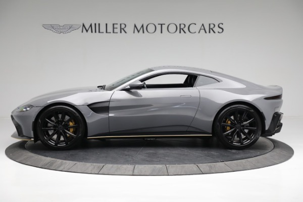 Used 2019 Aston Martin Vantage Coupe for sale $129,900 at McLaren Greenwich in Greenwich CT 06830 2