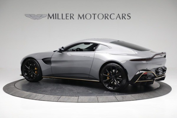 Used 2019 Aston Martin Vantage for sale $129,900 at McLaren Greenwich in Greenwich CT 06830 3