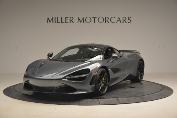 Used 2018 McLaren 720S Performance for sale $234,900 at McLaren Greenwich in Greenwich CT 06830 2