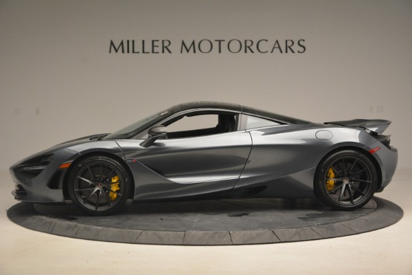 Used 2018 McLaren 720S Performance for sale $234,900 at McLaren Greenwich in Greenwich CT 06830 3