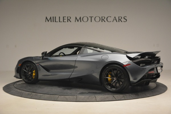 Used 2018 McLaren 720S Performance for sale $234,900 at McLaren Greenwich in Greenwich CT 06830 4