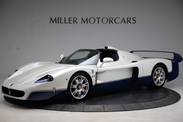 Used 2005 Maserati MC 12 for sale Call for price at McLaren Greenwich in Greenwich CT 06830 2