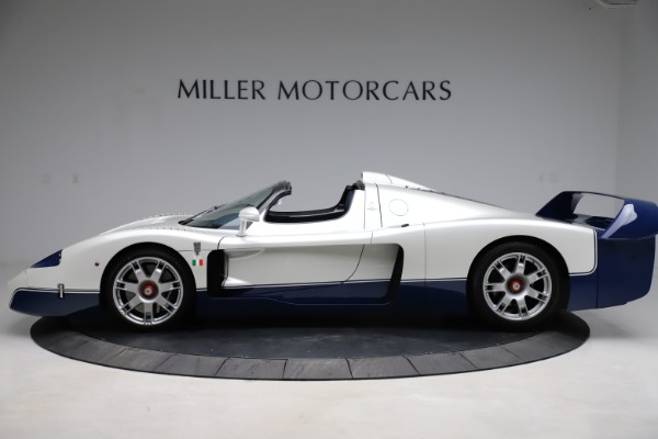 Used 2005 Maserati MC 12 for sale Call for price at McLaren Greenwich in Greenwich CT 06830 3
