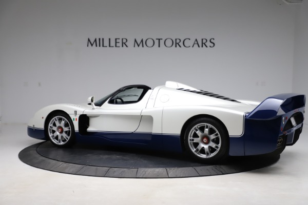 Used 2005 Maserati MC 12 for sale Call for price at McLaren Greenwich in Greenwich CT 06830 4