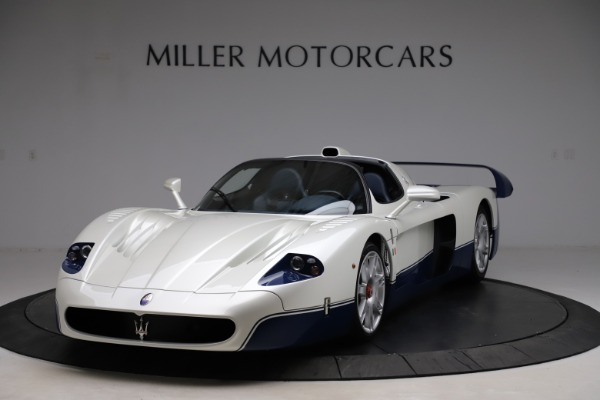 Used 2005 Maserati MC 12 for sale Call for price at McLaren Greenwich in Greenwich CT 06830 1