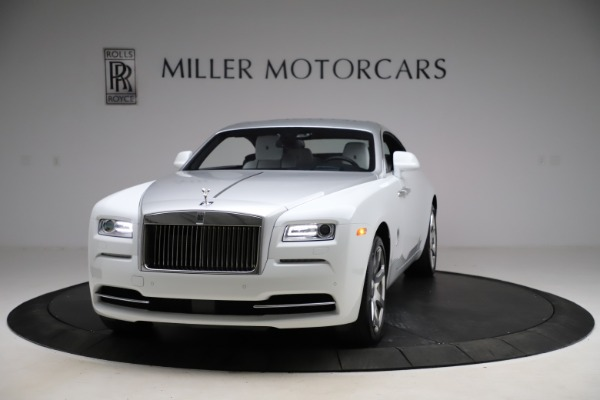 Used 2014 Rolls-Royce Wraith for sale Sold at McLaren Greenwich in Greenwich CT 06830 1