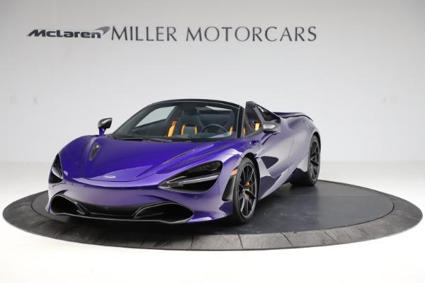 Used 2020 McLaren 720S Spider for sale $324,990 at McLaren Greenwich in Greenwich CT 06830 2