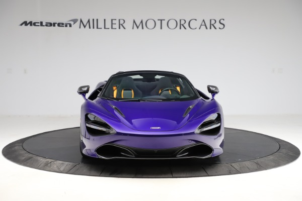 Used 2020 McLaren 720S Spider Performance for sale $324,990 at McLaren Greenwich in Greenwich CT 06830 3
