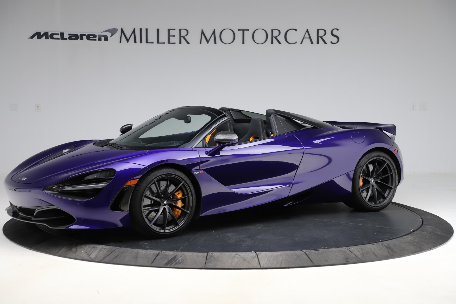 Used 2020 McLaren 720S Spider Performance for sale $324,990 at McLaren Greenwich in Greenwich CT 06830 1