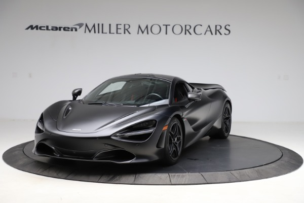 Used 2018 McLaren 720S Performance for sale $239,900 at McLaren Greenwich in Greenwich CT 06830 2
