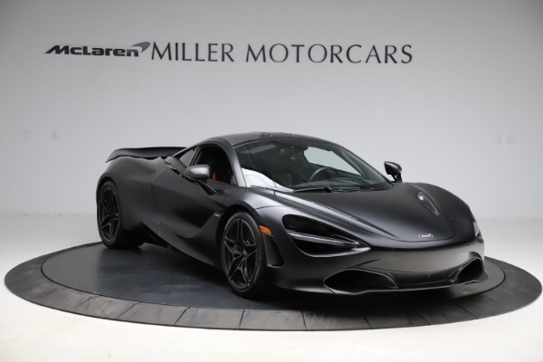 Used 2018 McLaren 720S Performance for sale $239,900 at McLaren Greenwich in Greenwich CT 06830 4