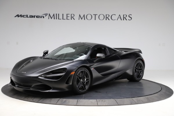 Used 2018 McLaren 720S Performance for sale $239,900 at McLaren Greenwich in Greenwich CT 06830 1