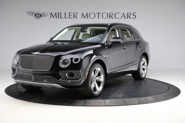 Used 2018 Bentley Bentayga W12 Signature Edition for sale $154,900 at McLaren Greenwich in Greenwich CT 06830 2