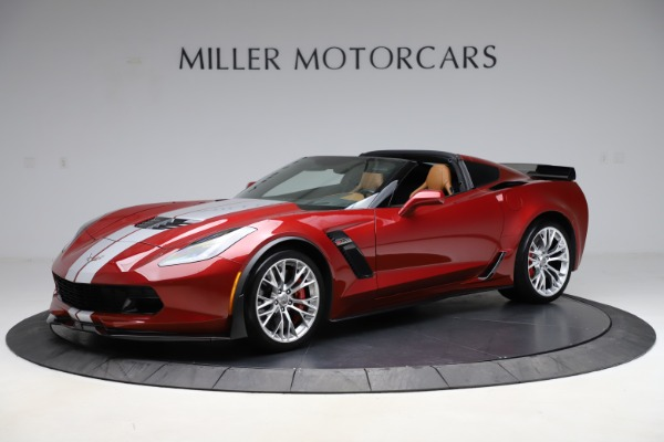 Used 2015 Chevrolet Corvette Z06 for sale $85,900 at McLaren Greenwich in Greenwich CT 06830 2