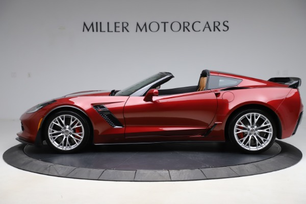 Used 2015 Chevrolet Corvette Z06 for sale $85,900 at McLaren Greenwich in Greenwich CT 06830 3
