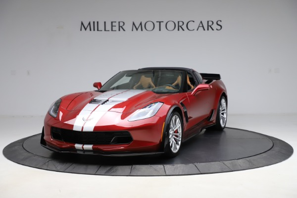 Used 2015 Chevrolet Corvette Z06 for sale $85,900 at McLaren Greenwich in Greenwich CT 06830 1
