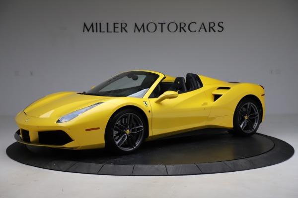 Used 2018 Ferrari 488 Spider for sale $289,900 at McLaren Greenwich in Greenwich CT 06830 2