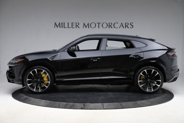 Used 2019 Lamborghini Urus for sale $249,900 at McLaren Greenwich in Greenwich CT 06830 3