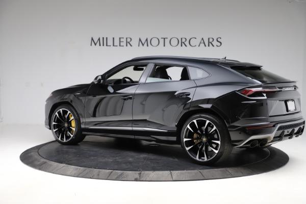 Used 2019 Lamborghini Urus for sale $249,900 at McLaren Greenwich in Greenwich CT 06830 4