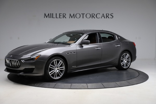 Used 2018 Maserati Ghibli SQ4 GranLusso for sale $51,900 at McLaren Greenwich in Greenwich CT 06830 2