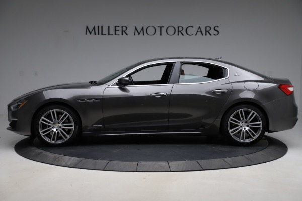 Used 2018 Maserati Ghibli SQ4 GranLusso for sale $51,900 at McLaren Greenwich in Greenwich CT 06830 3