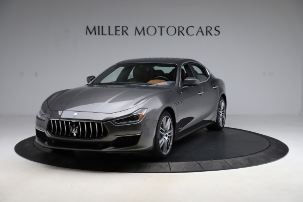 Used 2018 Maserati Ghibli SQ4 GranLusso for sale $51,900 at McLaren Greenwich in Greenwich CT 06830 1