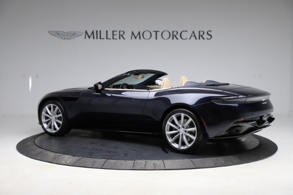 New 2021 Aston Martin DB11 Volante for sale Sold at McLaren Greenwich in Greenwich CT 06830 3