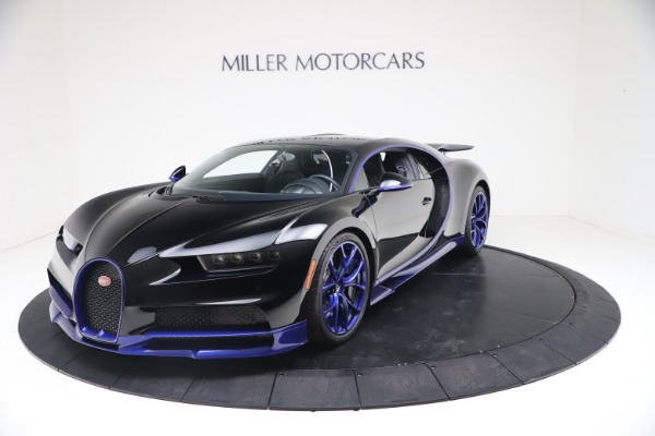 Used 2018 Bugatti Chiron for sale Call for price at McLaren Greenwich in Greenwich CT 06830 2
