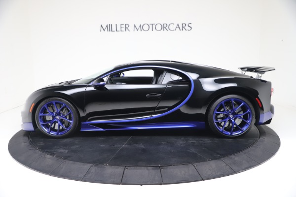 Used 2018 Bugatti Chiron for sale Call for price at McLaren Greenwich in Greenwich CT 06830 3