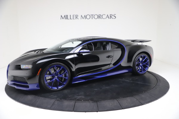 Used 2018 Bugatti Chiron for sale Call for price at McLaren Greenwich in Greenwich CT 06830 1