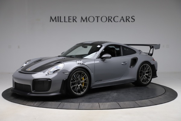 Used 2019 Porsche 911 GT2 RS for sale Sold at McLaren Greenwich in Greenwich CT 06830 2