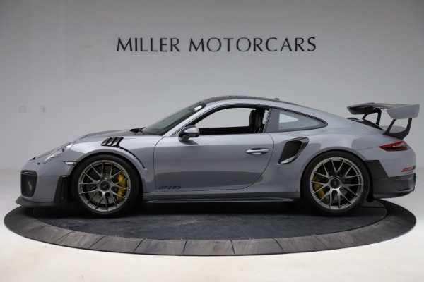 Used 2019 Porsche 911 GT2 RS for sale Sold at McLaren Greenwich in Greenwich CT 06830 3
