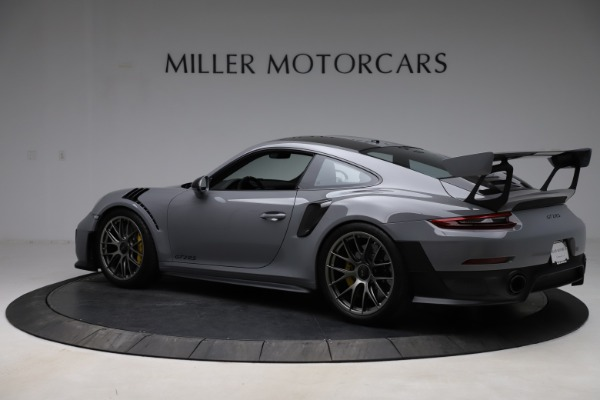 Used 2019 Porsche 911 GT2 RS for sale Sold at McLaren Greenwich in Greenwich CT 06830 4