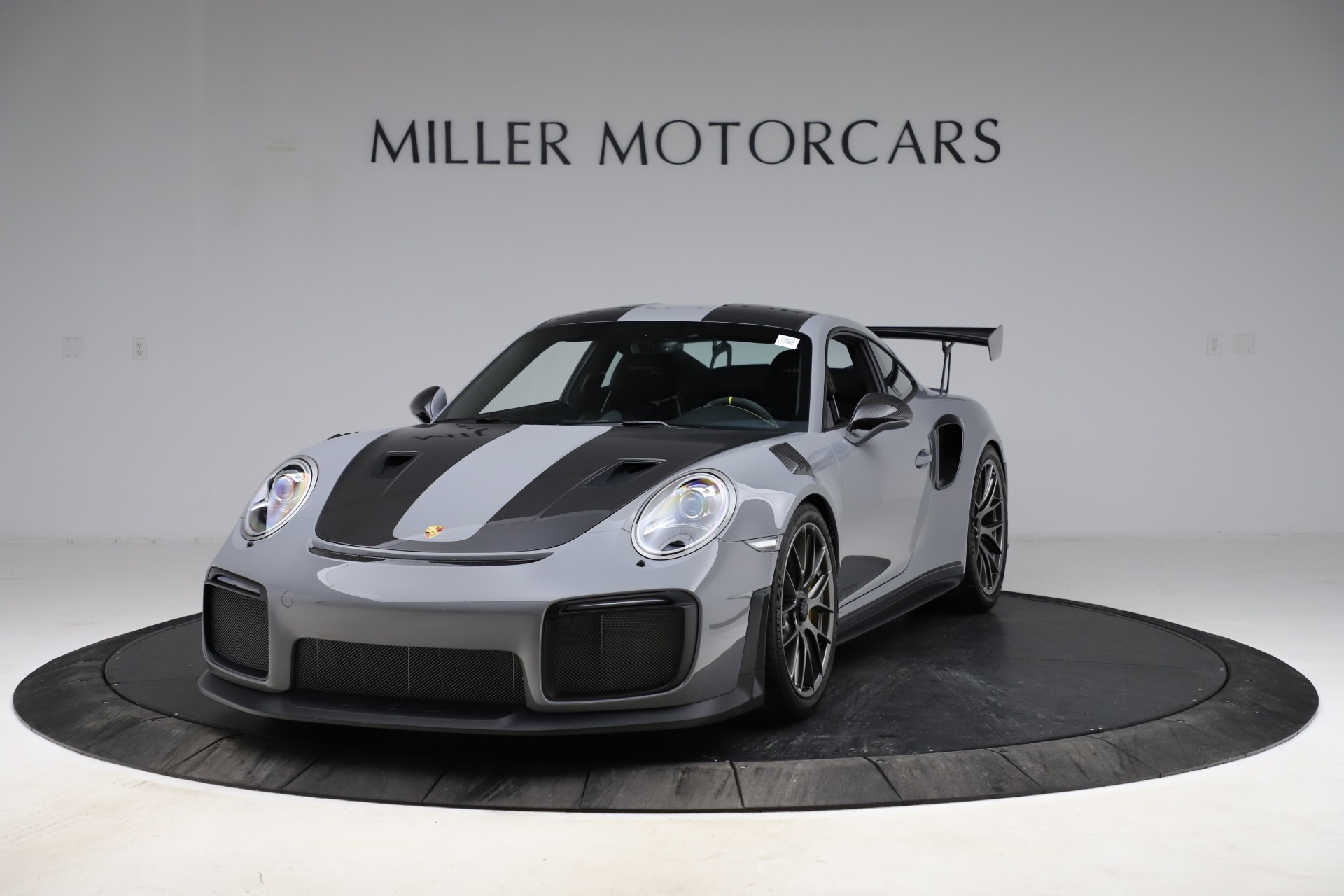 Used 2019 Porsche 911 GT2 RS for sale Sold at McLaren Greenwich in Greenwich CT 06830 1
