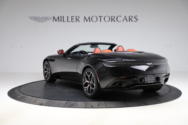 Used 2019 Aston Martin DB11 Volante Volante for sale $204,900 at McLaren Greenwich in Greenwich CT 06830 4