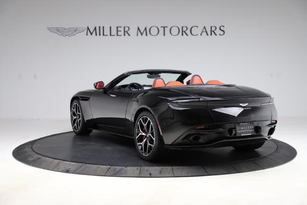 Used 2019 Aston Martin DB11 Volante for sale $209,990 at McLaren Greenwich in Greenwich CT 06830 4