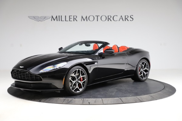 Used 2019 Aston Martin DB11 Volante Volante for sale $204,900 at McLaren Greenwich in Greenwich CT 06830 1