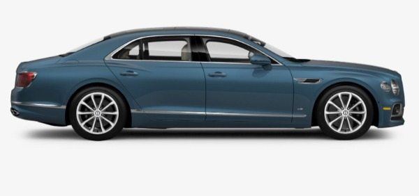 New 2021 Bentley Flying Spur V8 for sale $226,725 at McLaren Greenwich in Greenwich CT 06830 2