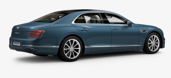 New 2021 Bentley Flying Spur V8 for sale $226,725 at McLaren Greenwich in Greenwich CT 06830 3