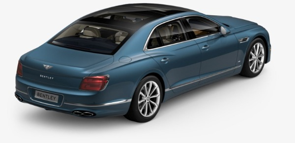 New 2021 Bentley Flying Spur V8 for sale $226,725 at McLaren Greenwich in Greenwich CT 06830 4