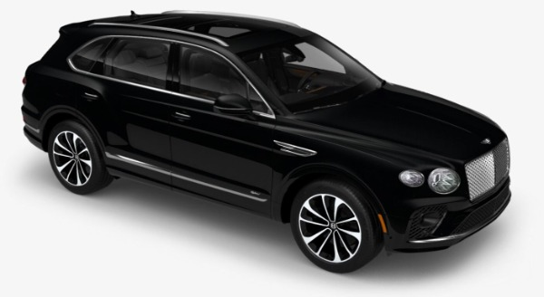 New 2021 Bentley Bentayga Hybrid for sale Sold at McLaren Greenwich in Greenwich CT 06830 2
