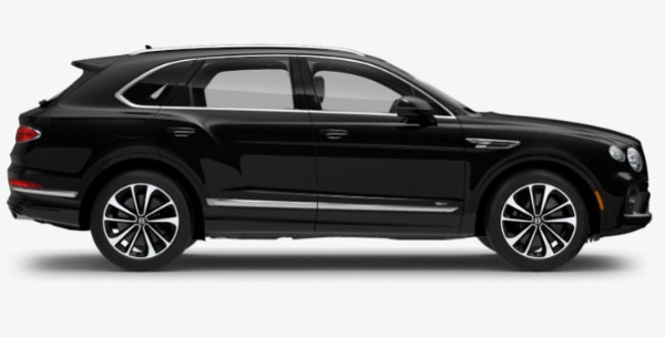 New 2021 Bentley Bentayga Hybrid V6 for sale $204,055 at McLaren Greenwich in Greenwich CT 06830 3