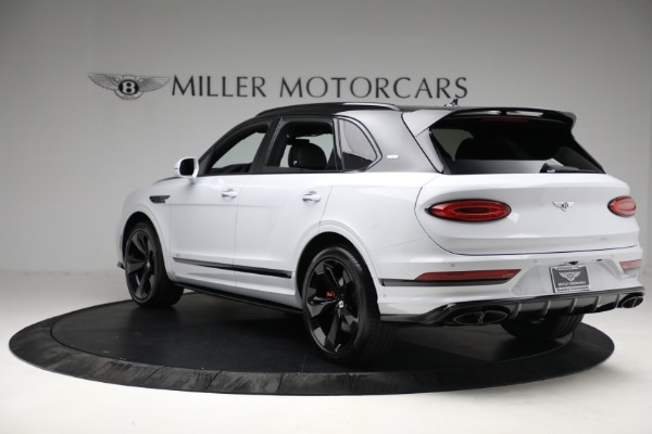 New 2021 Bentley Bentayga V8 First Edition for sale Call for price at McLaren Greenwich in Greenwich CT 06830 4