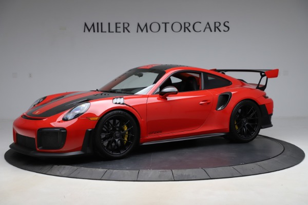 Used 2018 Porsche 911 GT2 RS for sale $325,900 at McLaren Greenwich in Greenwich CT 06830 2
