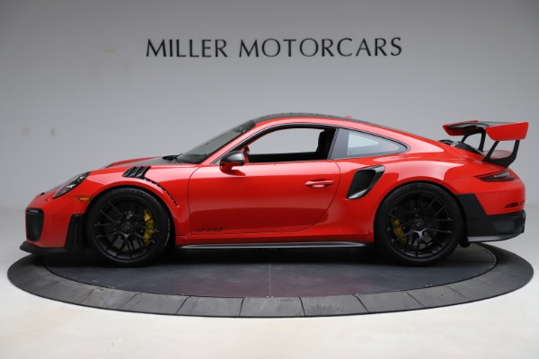 Used 2018 Porsche 911 GT2 RS for sale $325,900 at McLaren Greenwich in Greenwich CT 06830 3