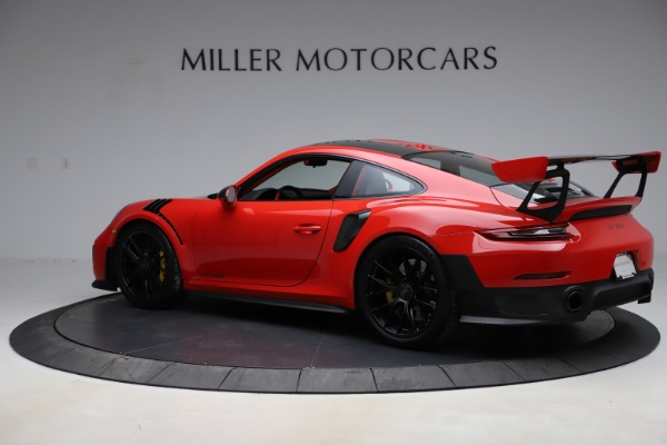 Used 2018 Porsche 911 GT2 RS for sale $325,900 at McLaren Greenwich in Greenwich CT 06830 4